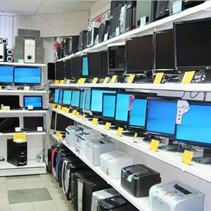 Компьютерные магазины Сусанино