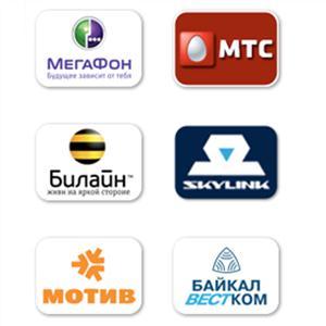 Операторы сотовой связи Сусанино