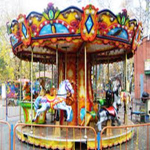 Парки культуры и отдыха Сусанино