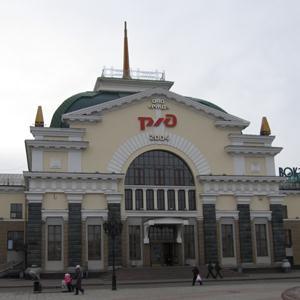 Железнодорожные вокзалы Сусанино